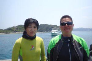 2018.04.28 慶良間ボート ファンダイビング