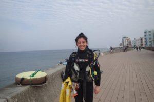 2018.05.05 砂辺ビーチ OWDコース