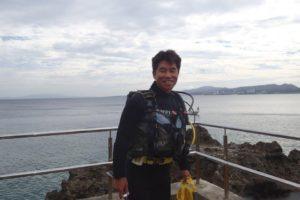 2018.05.07 真栄田岬ビーチ OWDコース