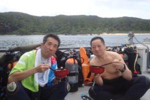 2018.07.06 慶良間ボート ファンダイビング