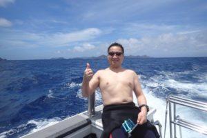 2018.07.07 粟国・慶良間ボート ファンダイビング