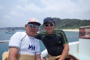 2018.07.28 慶良間ボート ファンダイビング