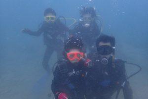 20180823 奥武島ビーチ 体験ダイビング&ファンダイビング