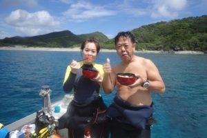 2018.09.11 慶良間ボート AOWコース