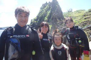 2018.09.16 真栄田岬ビーチ 体験&ファンダイビング