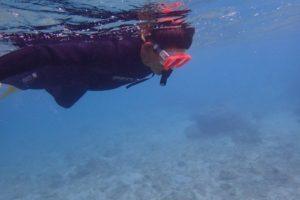 2018.10.27 奥武島ビーチ 体験ダイビング&付き添いダイビング