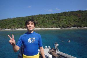 2018.11.06 慶良間ボート ファンダイビング