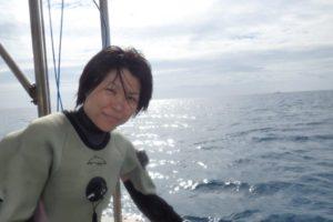 2018.11.17 大浦湾ボート ファンダイビング