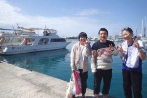 2019.03.17 慶良間ボート ファンダイビング