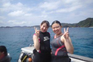 2019.03.30 慶良間ボート 体験&ファンダイビング