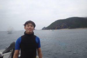 2019.04.04 慶良間ボート ファンダイビング