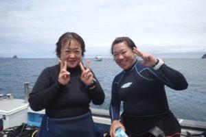 2019.04.22 慶良間ボート ファンダイビング