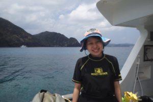 2019.05.05 慶良間ボート ファンダイビング