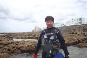 2019.05.06 砂辺ビーチ AOWコース