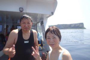 2019.05.20 粟国島ボート ファンダイビング