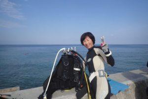 2019.05.23 砂辺ビーチ ファンダイビング