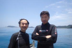 2019.06.16 慶良間ボート ファンダイビング