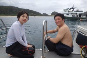 2019.06.18 慶良間ボート 体験ダイビング&スノーケル