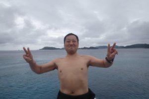 2019.06.24 慶良間ボート ファンダイビング