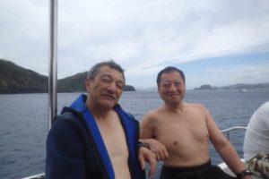 2019.06.28 慶良間ボート ファンダイビング