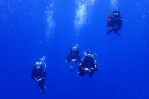 2019.07.12 ルカン礁ボート ファンダイビング