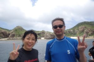2019.07.14 慶良間ボート ファンダイビング