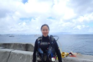 2019.08.04 砂辺ビーチ 体験ダイビング