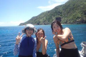 2019.08.22 慶良間ボート ファンダイビング