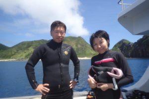 2019.09.29 渡名喜遠征ボート ファンダイビング