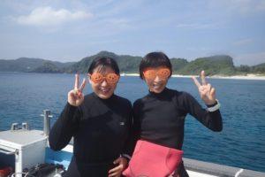 2019.10.31 慶良間ボート ファンダイビング