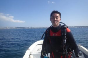 2019.11.13 宜野湾ボート ファンダイビング