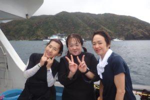 2019.11.18 慶良間ボート 体験ダイビング&ファンダイビング