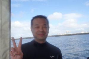 2019.11.23 那覇港沖ボート ファンダイビング