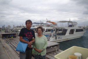 2019.12.02 チービシボート ファンダイビング