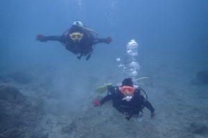 2019.12.20 奥武島ビーチ 体験ダイビング