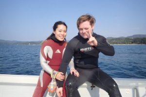 2020.03.06 大浦湾ボート 体験&付き添いファンダイブ