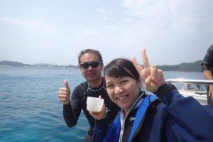 2020.03.20 慶良間ボート ファンダイビング