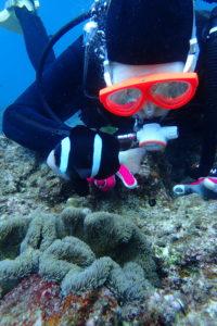 2020.03.23 砂辺ビーチ 体験ダイビングコース