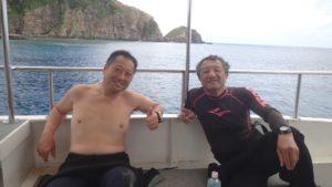 2020.06.29 慶良間ボート ファンダイビング