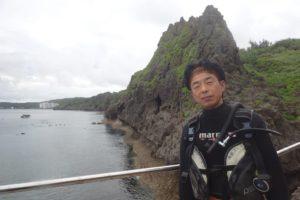 2020.07.04 真栄田岬ビーチ OWDコース