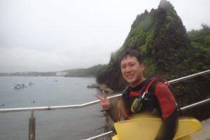 2020.07.17 真栄田岬ビーチ ファンダイビング