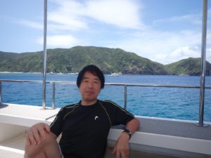 2020.07.30 慶良間ボート ファンダイビング