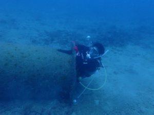 2020.09.17 砂辺ビーチ ファンダイビング