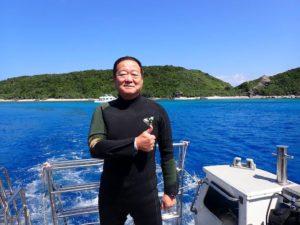 2020.10.03 慶良間ボート ファンダイビング