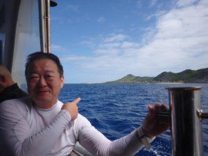 2020.10.04 渡名喜島遠征 ファンダイビング