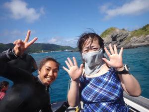 2020.10.19 慶良間ボート ファンダイビング