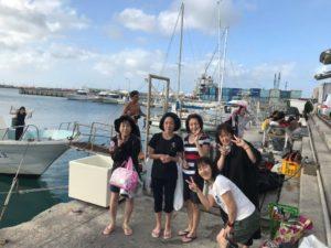 2020.11.15 チービシ(本島沿い)ボート ファンダイビング