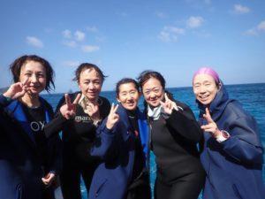 2020.11.16 慶良間ボート ファンダイビング