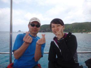 2021.03.20 慶良間ボート ファンダイビング