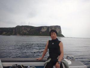 2021.04.03 粟国ボート ファンダイビング